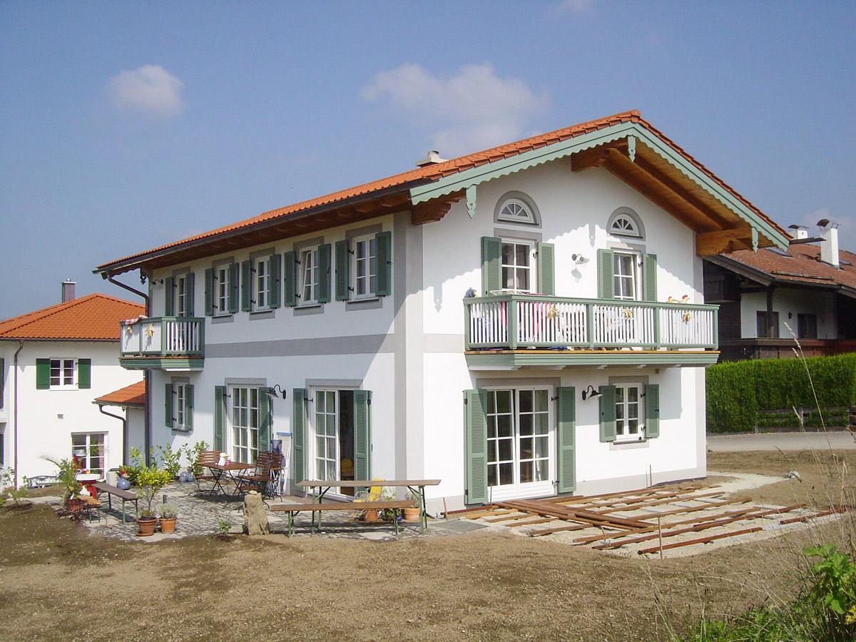 Elegant Wir Bauen Ihr Haus MASSIV Und SICHER.