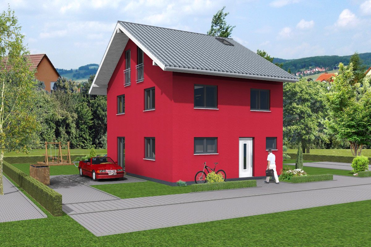 doppelhaus 06 bau ederer massiv und sicher bauen. Black Bedroom Furniture Sets. Home Design Ideas