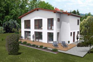 Doppelhaus 08