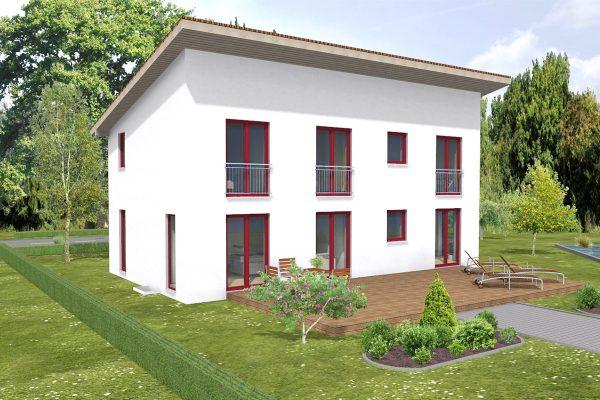 Einfamilienhaus 21