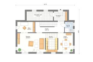 Einfamilienhaus 22 Erdgeschoss