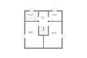 Einfamilienhaus 23 Kellergeschoss