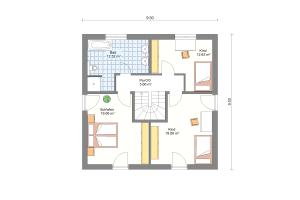 Einfamilienhaus 23 Obergeschoss
