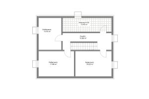 Einfamilienhaus 24 Kellergeschoss