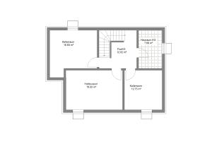 Einfamilienhaus 26 Kellergeschoss