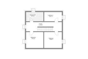 Einfamilienhaus 27 Kellergeschoss
