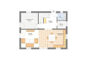 Einfamilienhaus 29 Erdgeschoss