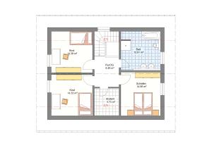 Einfamilienhaus 29 Obergeschoss